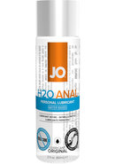 Jo H2o Anal Water Based Lubricant 2.5...