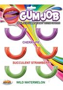Gum Job Oral Sex Gummy Candy Teeth Covers Assorted Flavors...