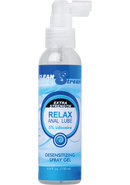 Cleanstream Extra Strength Relax Anal Lube Desensitizing...