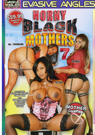 Horny Black Mothers 07(disc)