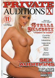 Sex Auditions 11 (disc)