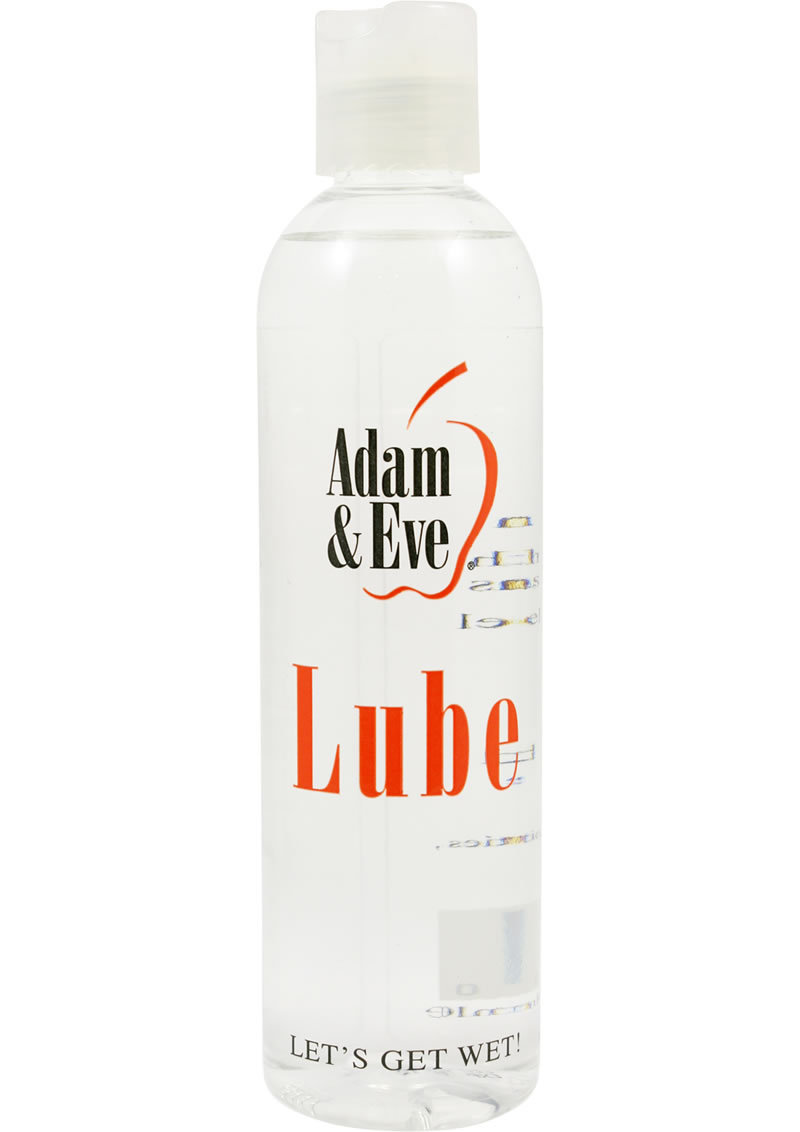 Adam And Eve Water Based Lube 8 Ounce
